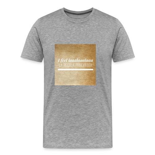 Eco Shopper - La Piccola Principessa- Feellaalaala - Mannen Premium T-shirt