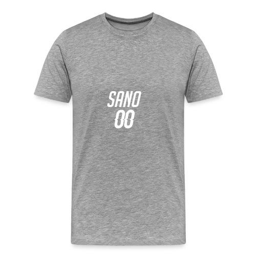 Sano Tee - Premium-T-shirt herr