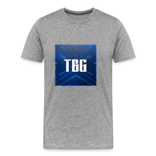 TBG Kleding - Mannen Premium T-shirt