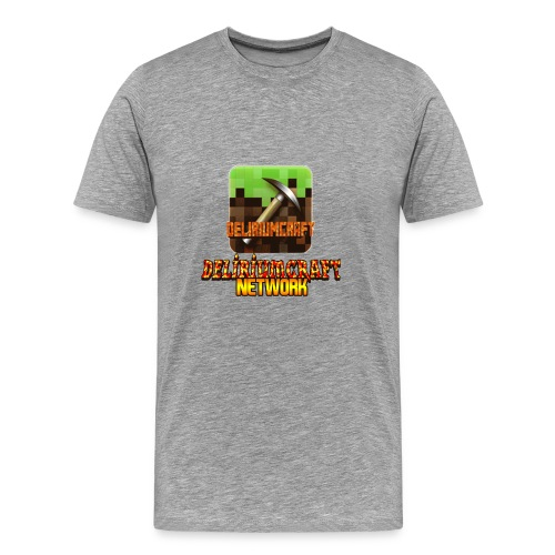 magliette DeliriumCraftNetWork - Maglietta Premium da uomo