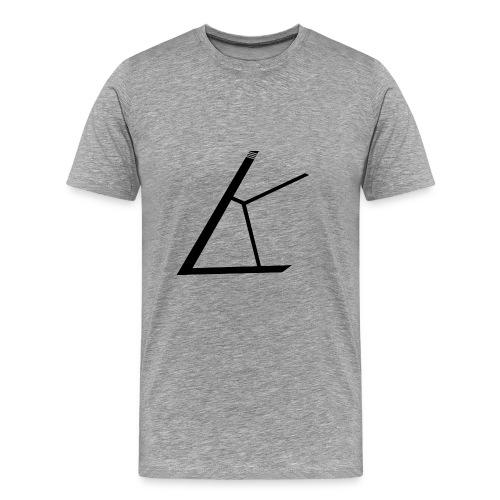 LKB Logo RD - Männer Premium T-Shirt