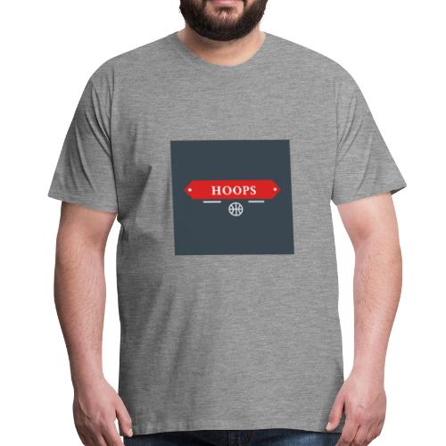HOOPS - T-shirt Premium Homme