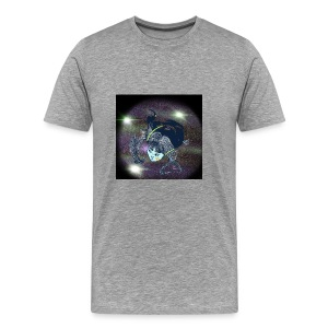 the Star Child - Men's Premium T-Shirt