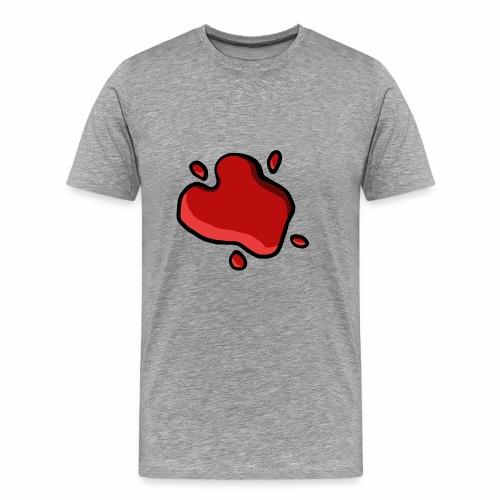 Tache de Ketchup - T-shirt Premium Homme