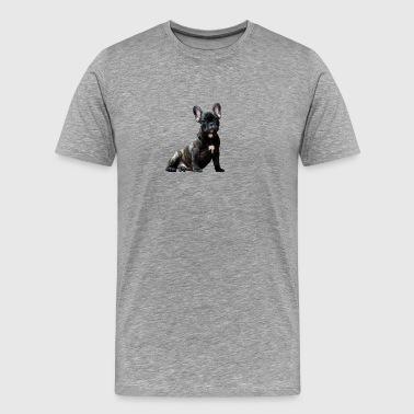 mops - Premium T-skjorte for menn