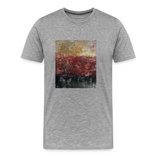 ditchland - T-shirt Premium Homme