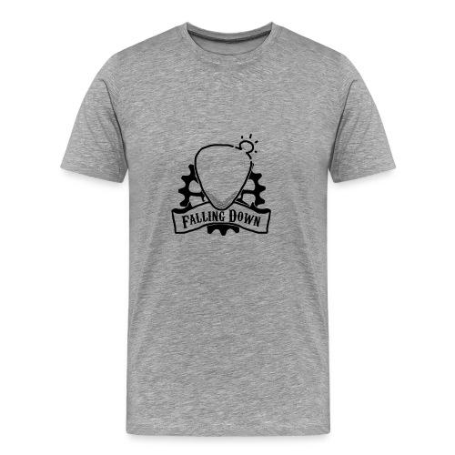 Falling Down - T-shirt Premium Homme