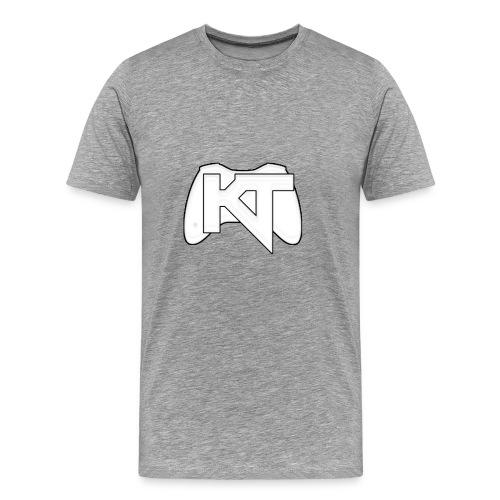 Kwalitijd Mok - Mannen Premium T-shirt