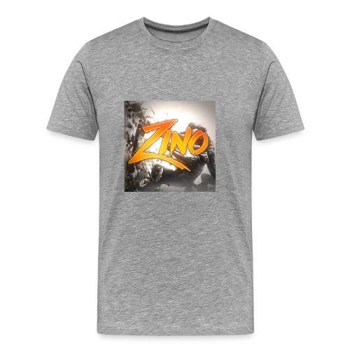 InfinityZino Snapback! - Mannen Premium T-shirt