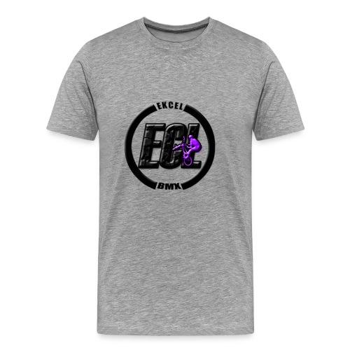 ECLBMX Logo - Men's Premium T-Shirt