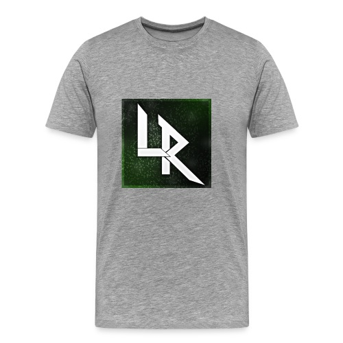 LAVARIXY LOGO - Men's Premium T-Shirt