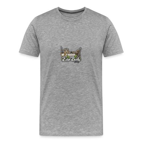 eurobudslogo - Männer Premium T-Shirt