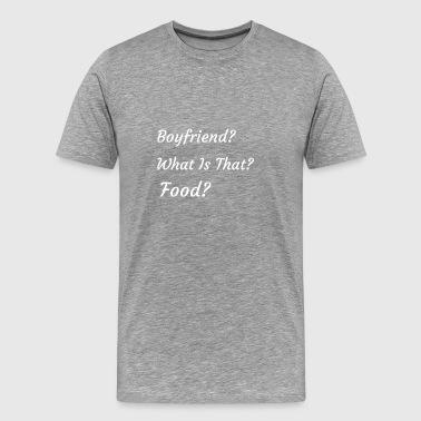 Comida - Camiseta premium hombre