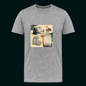 Team225 - Premium-T-shirt herr