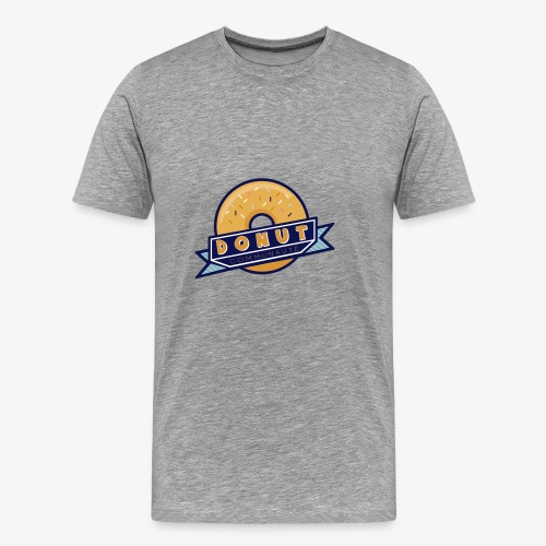 Communauté de Donut - T-shirt Premium Homme