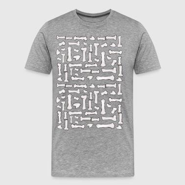 Bones - Premium-T-shirt herr