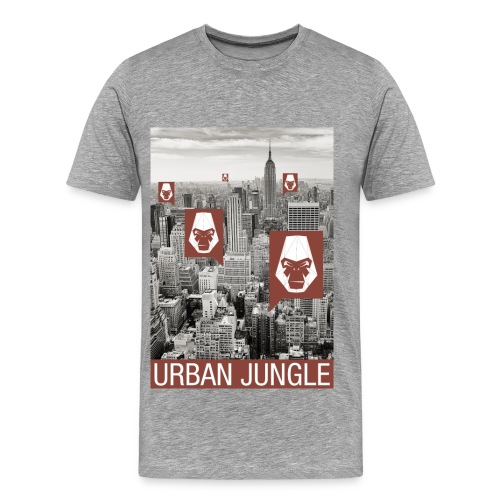 Urban Jungle UG - Men's Premium T-Shirt