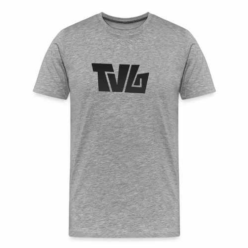 TeVeelGames Merchandise - Mannen Premium T-shirt