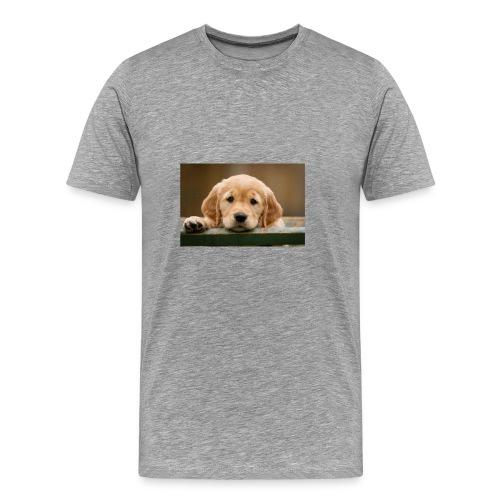 mooi hondje - Mannen Premium T-shirt