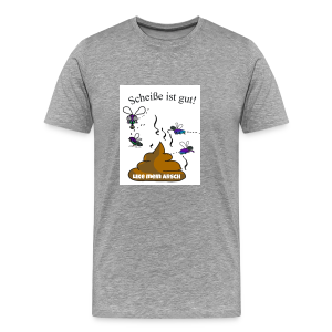 gaga im kopf - Männer Premium T-Shirt