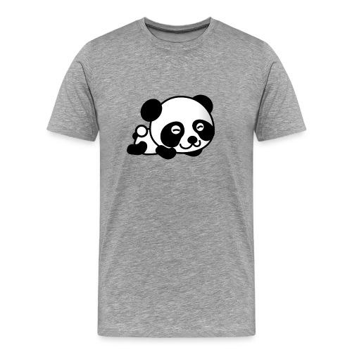 Panda t-shirt - Maglietta Premium da uomo