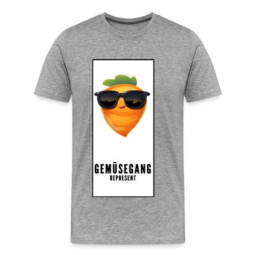 Gemüsegang - Männer Premium T-Shirt