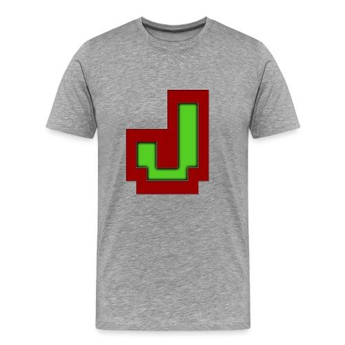 Stilrent_J - Herre premium T-shirt