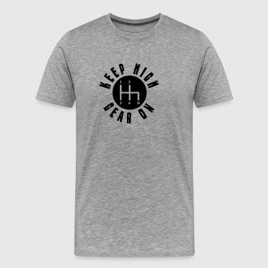 11A à 16 continue à la vitesse supérieure - T-shirt Premium Homme