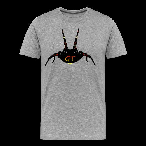 Spider Attack GT - T-shirt Premium Homme