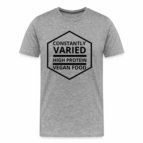 Vegan Athletics - T-shirt Premium Homme