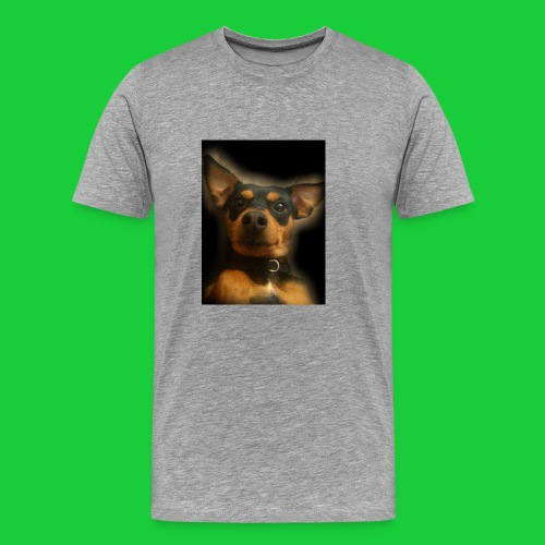 Bunny Black - Männer Premium T-Shirt