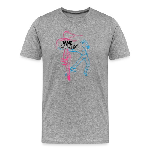 Tanzstudio Ben - Männer Premium T-Shirt