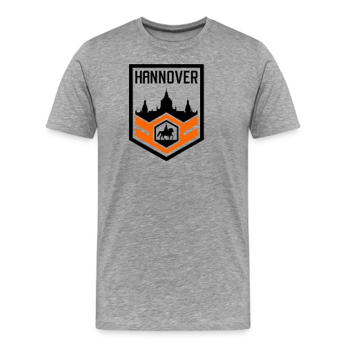 Mission Day Hannover - Männer Premium T-Shirt