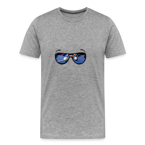 Cool Pool Shades - Men's Premium T-Shirt