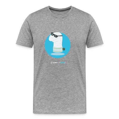 Coole Socke - Männer Premium T-Shirt