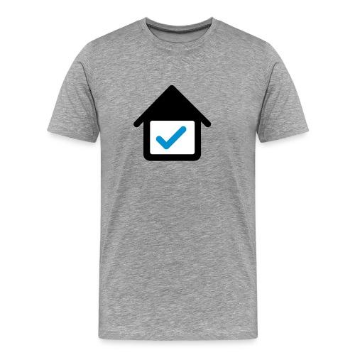 Studentenwohnung-einrichten.de - Männer Premium T-Shirt