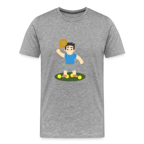 Camiseta Padel Hombre - Camiseta premium hombre