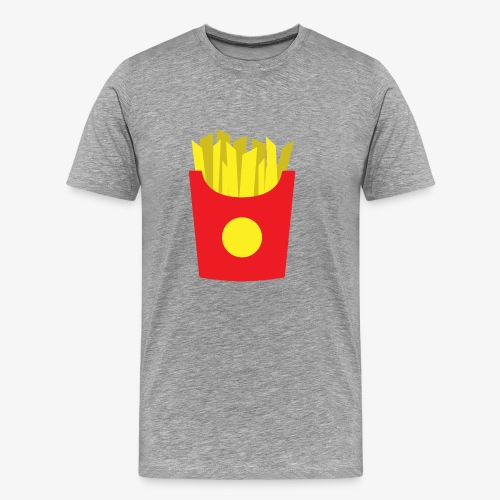 French fries - T-shirt Premium Homme