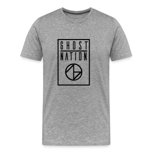 Ghost Nation Square One - Premium-T-shirt herr