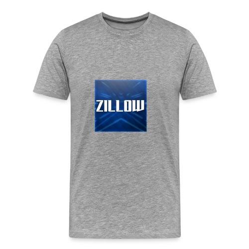 Zillow Logo - Men's Premium T-Shirt