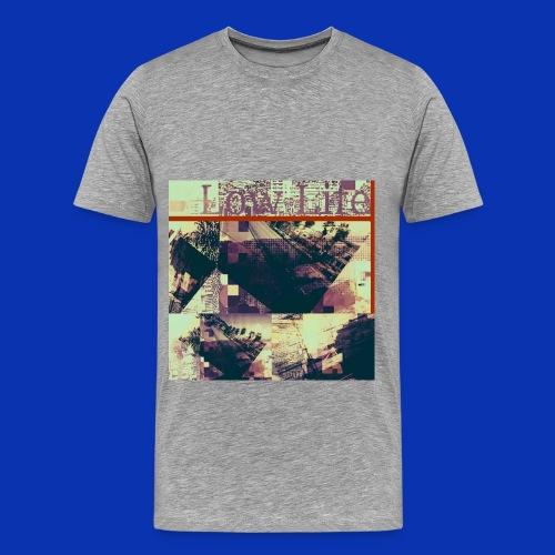 low life collection 2 - Männer Premium T-Shirt
