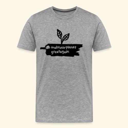 makrourplanetgreatagain 02 - Männer Premium T-Shirt