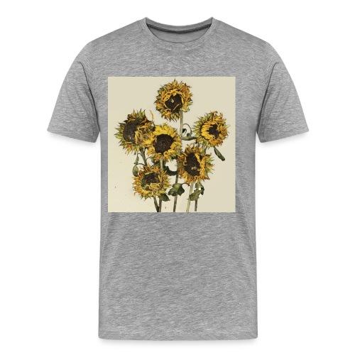 Sunflowers - Men's Premium T-Shirt