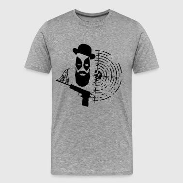 POOL_01 - Men's Premium T-Shirt