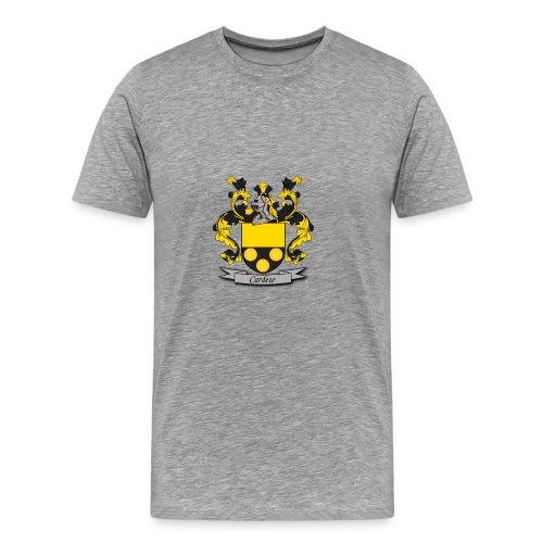 Cardew Family Crest - Men's Premium T-Shirt