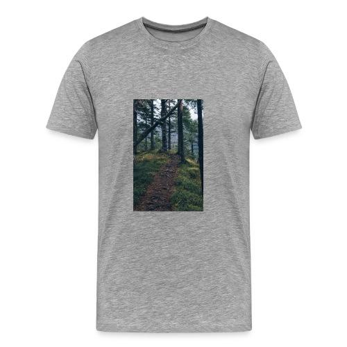So still wie die Nacht - Männer Premium T-Shirt