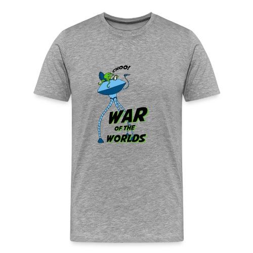 The War of the Worlds - Camiseta premium hombre