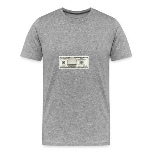 s6 dollar - Premium-T-shirt herr