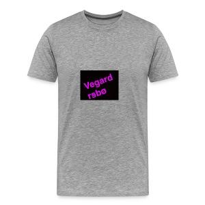 ganske kule ting - Premium T-skjorte for menn