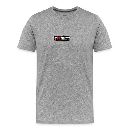 Fitness, Get It - Men's Premium T-Shirt